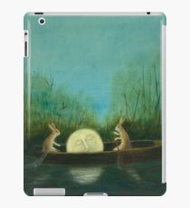 The Dreaming Moon  iPad Case/Skin