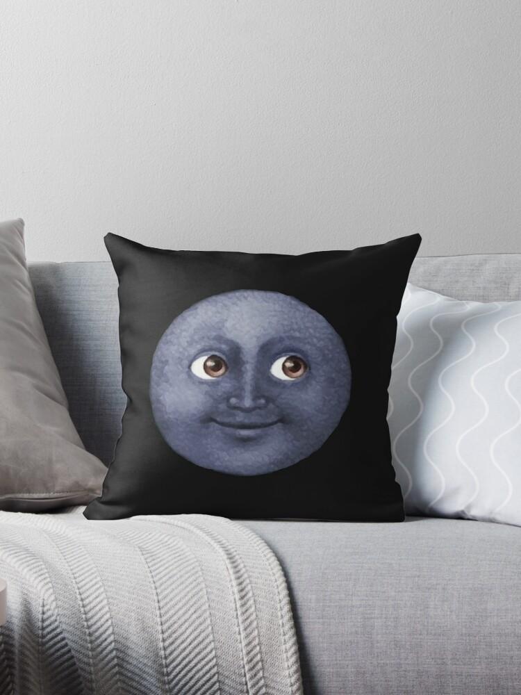 Mond Emoji von Rain R