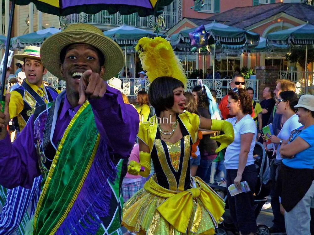 Christmas Season - New Orleans Style! by LynnL