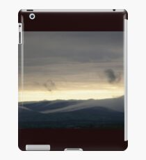 Whispering Hills outside Derry Ireland iPad Case/Skin