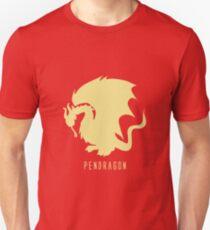 Pendragon symbol, merlin Unisex T-Shirt