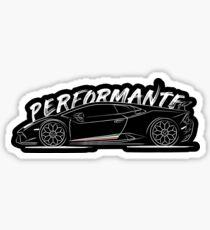Huracan Performante Sticker