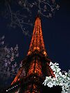 Eiffel Tower by pmreed
