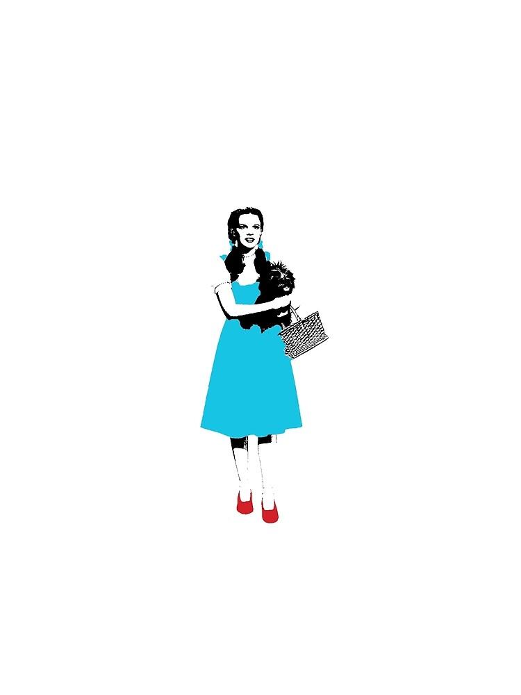 Dorothy - Zauberer von Oz von ccuk66