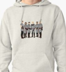 The Knights of Camelot, Merlin Pullover Hoodie