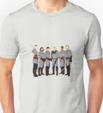The Knights of Camelot, Merlin Unisex T-Shirt