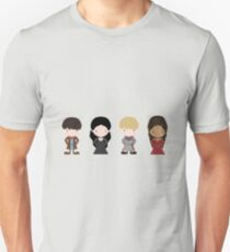 Merlin, Morgana, Arthur, Guinevere T-Shirt