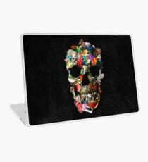Fragile Skull 2 Laptop Skin