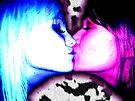 The Kiss by Gal Lo Leggio