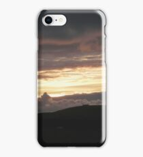 Honey sunset - Donegal Ireland iPhone Case/Skin