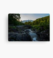 ashness bridge Canvas Print