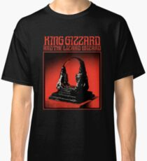 Infest the rats' nest WT - King Gizzard Classic T-Shirt