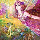 TITANIA'S FLIGHT by Judy Mastrangelo