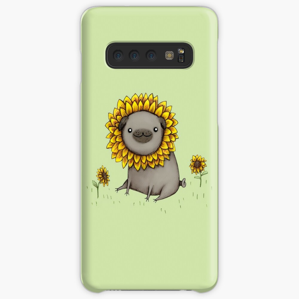 Pugflower Cases & Skins for Samsung Galaxy
