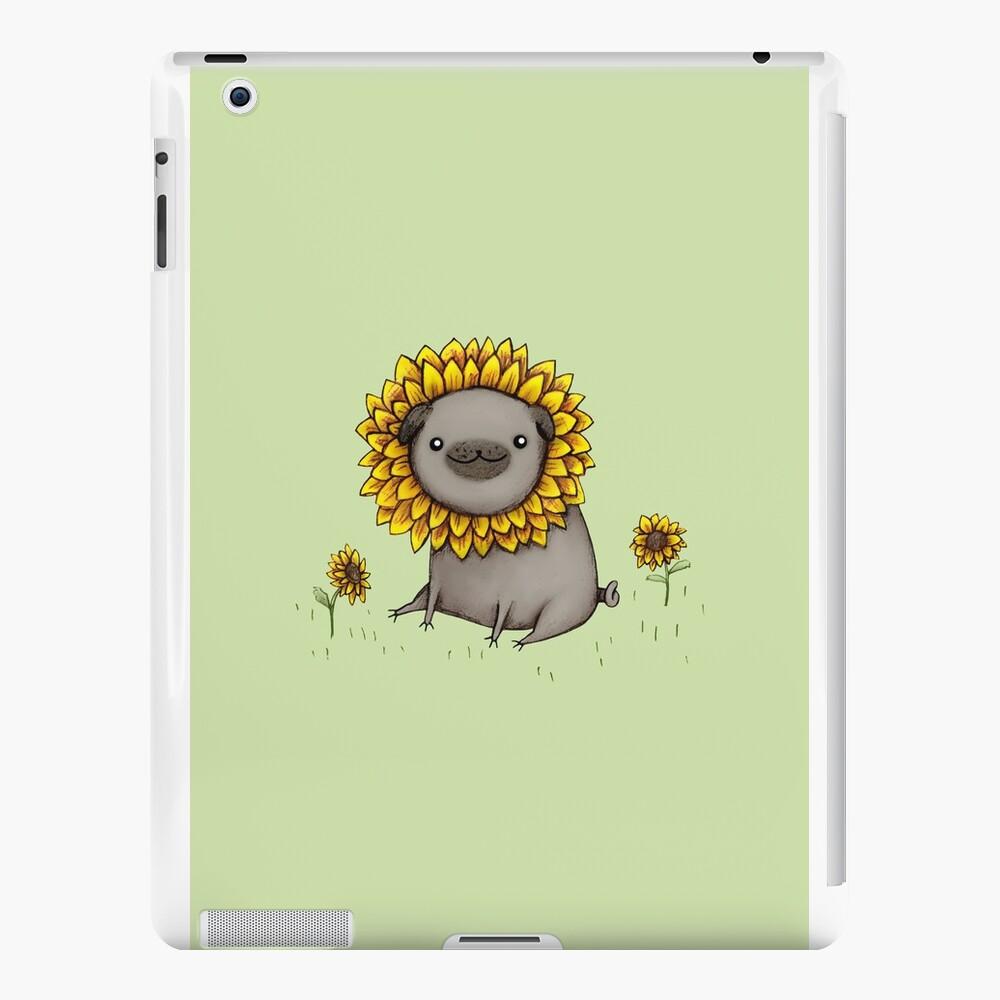 Pugflower iPad Cases & Skins