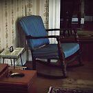 Grandma's Chair by Tracy DeVore