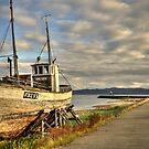 HDR - fishingboat by ilpo laurila