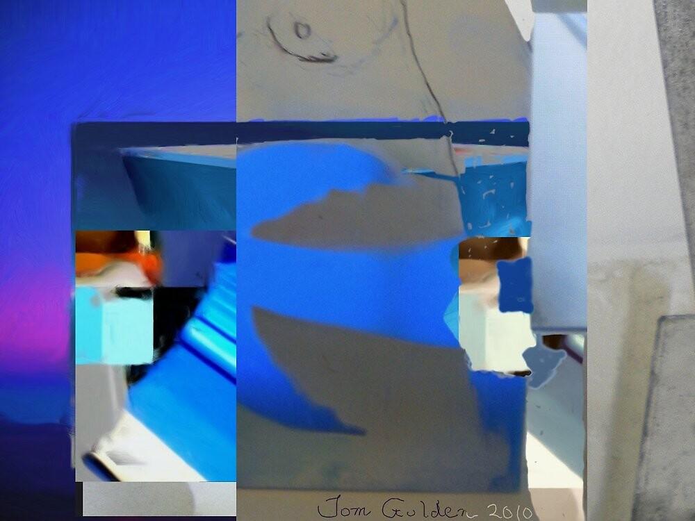 Blue Dream by Tom Golden
