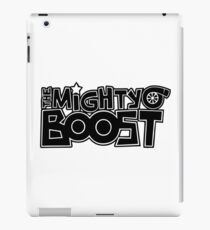 The Mighty Boost iPad Case/Skin