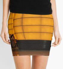 Golden Globes Mini Skirt