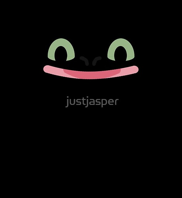 Minimalist Toothless from How To Train Your Dragon by justjasper
