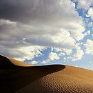 Sand and Sky by Alex Burke