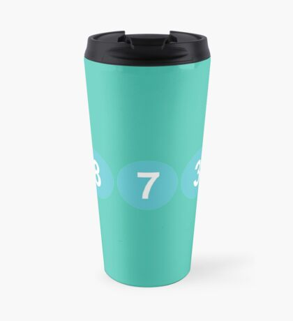 78731 ZIP Code Austin, Texas Travel Mug