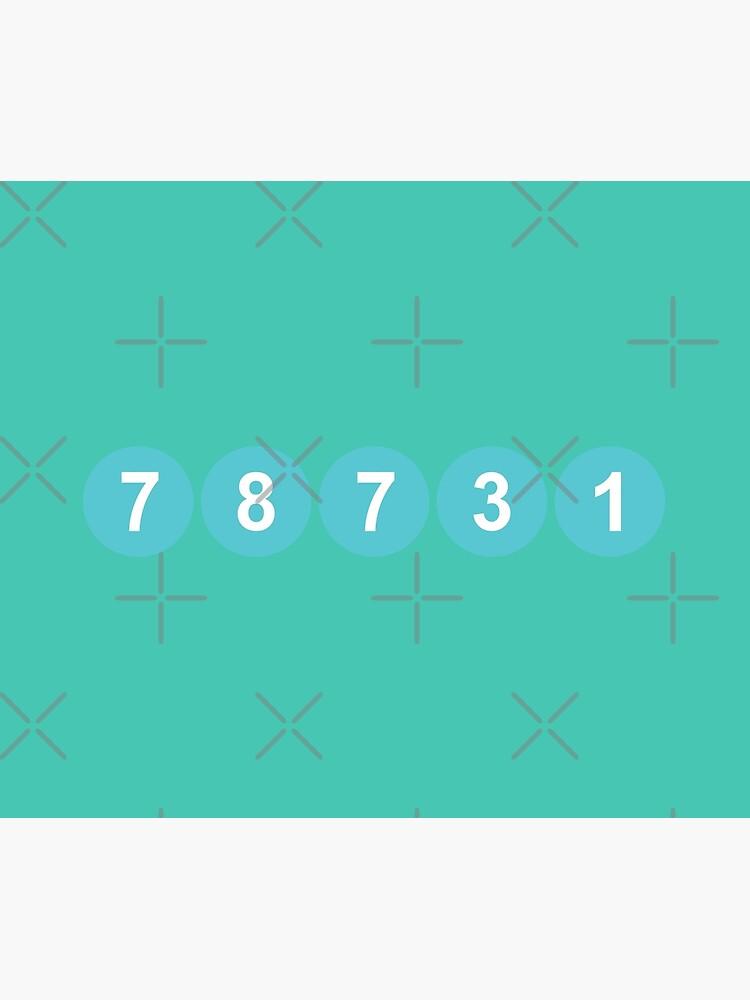 78731 ZIP Code Austin, Texas by willpate