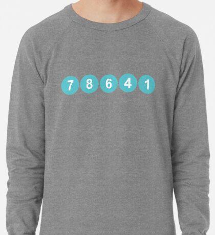 78641 ZIP Code Leander, Texas  Lightweight Sweatshirt
