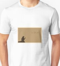 Into The Wild - Minimalist Movie Poster Unisex T-Shirt