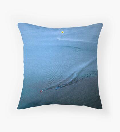 Queenstown interlude Throw Pillow