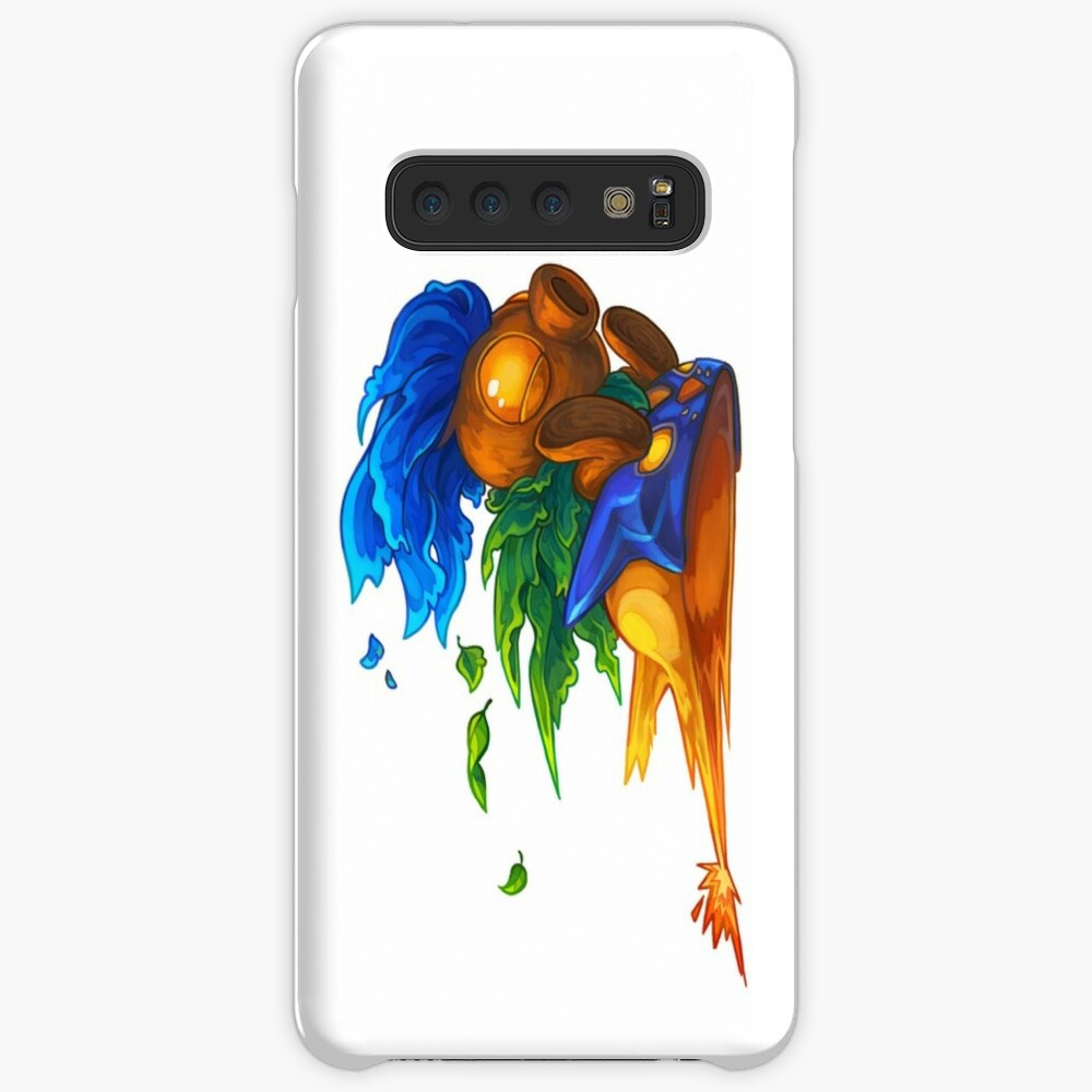 Hyrule's Unlikely Hero (Small) Case & Skin for Samsung Galaxy