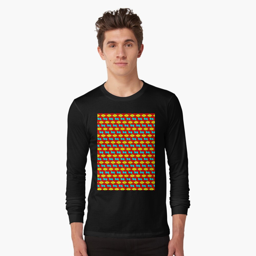 5-uniform_27_dual Long Sleeve T-Shirt