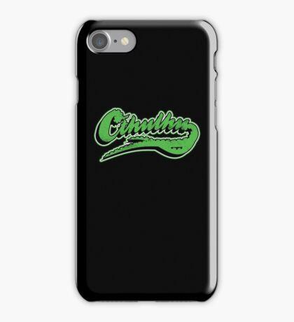 Team Cthulhu Logo iPhone Case/Skin