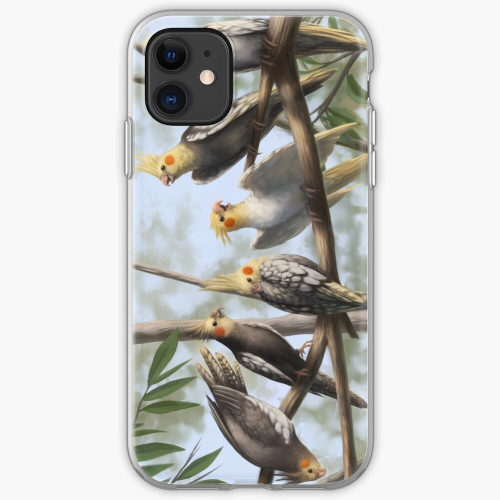 Cockatools iPhone Case & Cover
