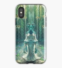 Elemental Temple - Water iPhone Case