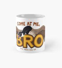 """Come at me BRO"" Canada Goose Classic Mug"