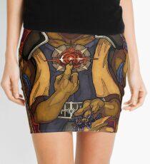 Light Cycles Mini Skirt