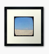 Sand Dune - TTV Framed Print