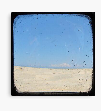 Sand Dune - TTV Canvas Print