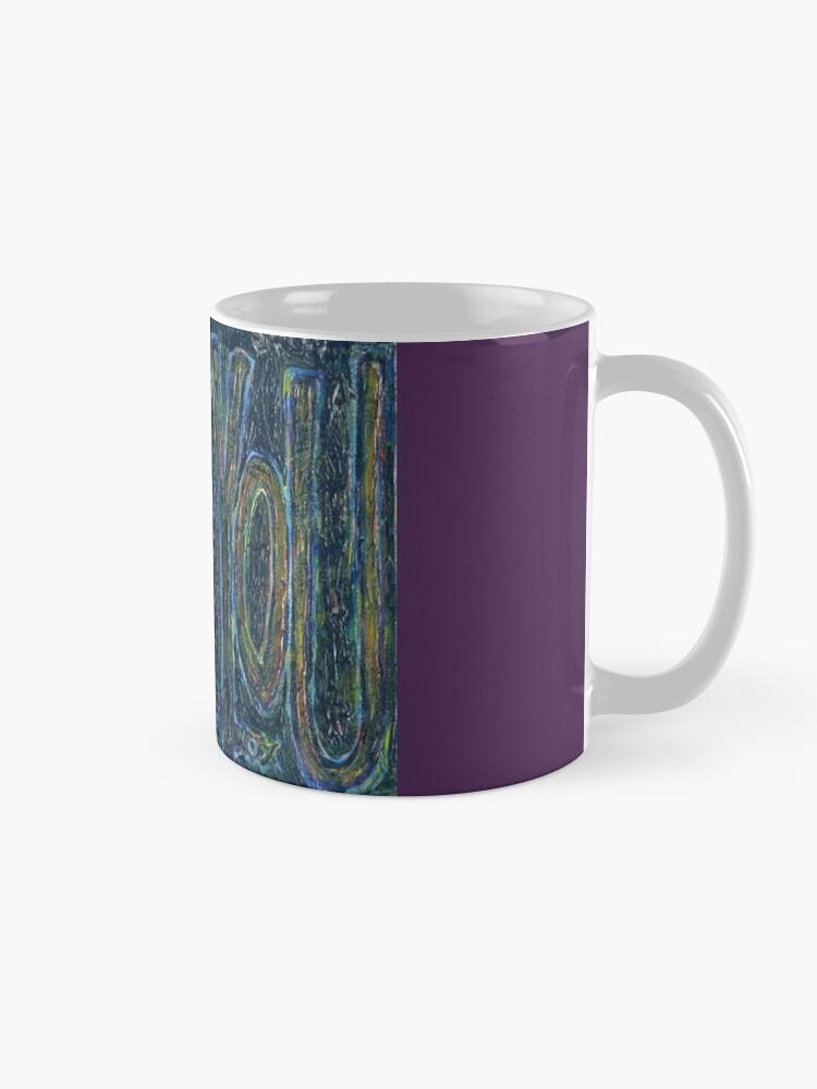 Alternate view of I Love You -  Brianna Keeper Painting Mug
