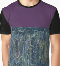 I Love You -  Brianna Keeper Painting Graphic T-Shirt