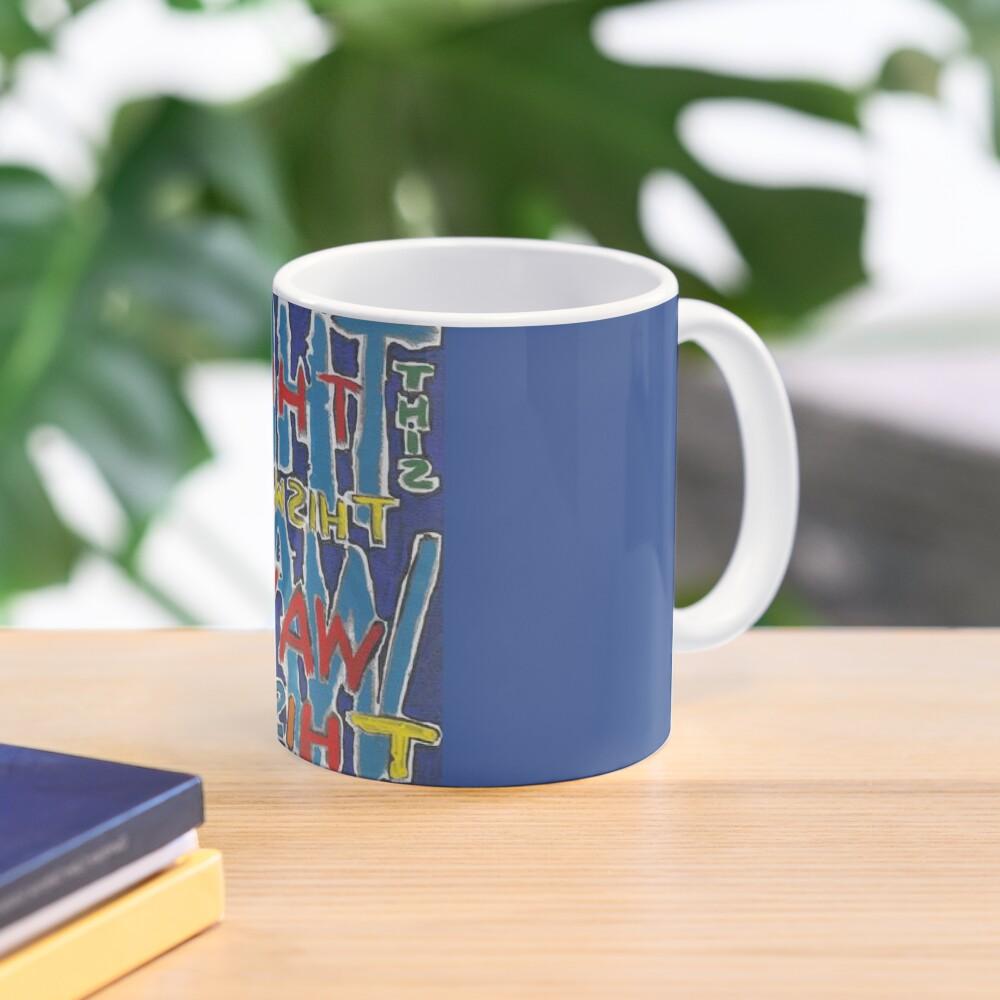 This Way - Brianna Keeper Painting Mug