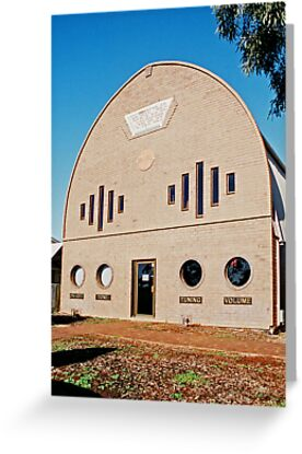 Radio Station 2BH.... Broken Hill by Juilee  Pryor