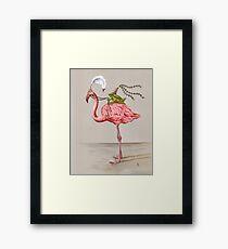 Frog Princess Framed Print