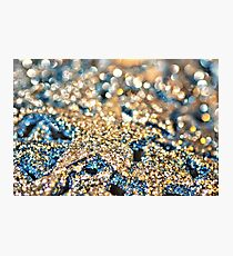 Starry wishes and bokeh dreams... Photographic Print