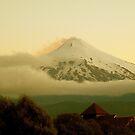 Volcán Villarrica.      IX Región Chile by cieloverde