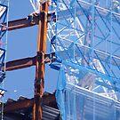 WTC Steel Work by Peter Bellamy
