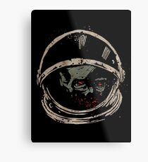 Astronought Metal Print