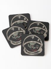 Astronought Coasters
